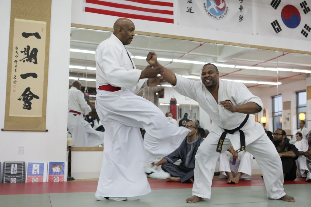 Urban Jitsu Self-defense