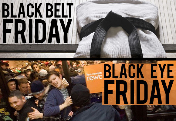 Black Belt Friday & Small Business Saturday