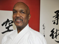 Grand Master Bill McCloud, Founder: Urban Jitsu, co-founder: Martial Arts USA