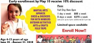 Summer Day Program